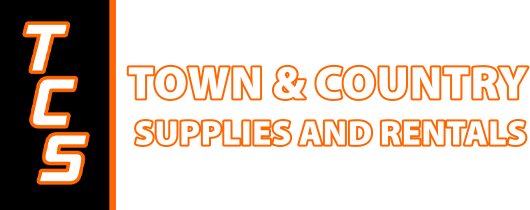 Town and Country Supply, Logo